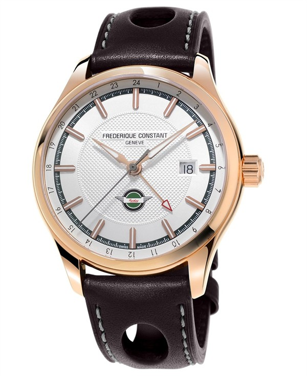 Frederique Constant Healey GMT 24H Collection