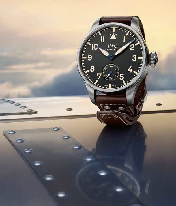 SIHH-2016: IWC Big Pilot's Heritage 48 & 55 Limited Edition