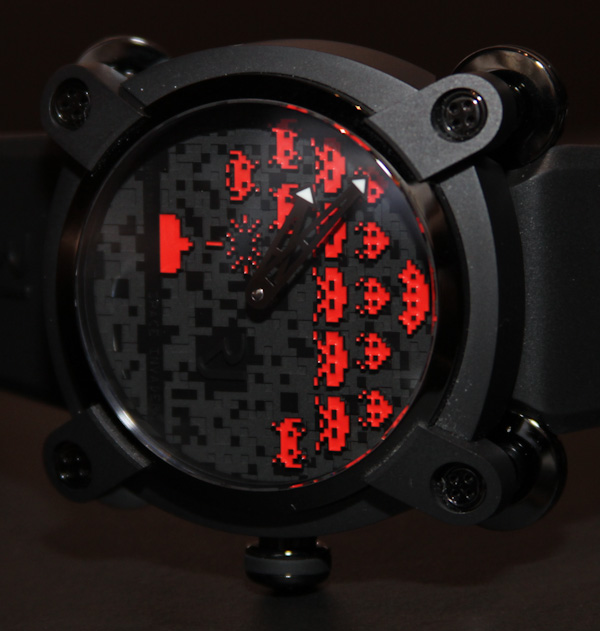 Romain Jerome Space Invaders - Keep Time in Style with a Little Bit of Moon Dust