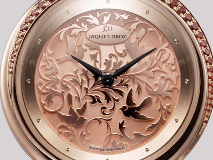 Jaquet Droz 'The Lady 8' Watch